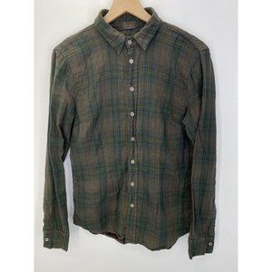 The Shirt Long Sleeve Button-Down Shirt Size M